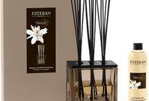 Estéban Parfums / Esta marca respetuosa con el medio ambiente y con más de 30 años de experiencia te ayudará a ambientar tu casa o a ti misma