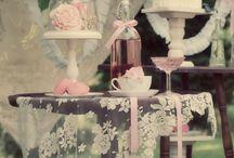 Čajový dýchánek - Tea time party