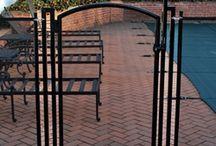 pool gates