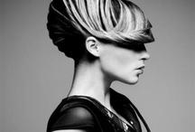 Creative, artistic hair