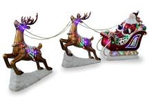 Christmas Sleighs / This is our collection of Christmas Sleighs from around the world.