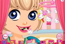 Dentist games / Games for girls