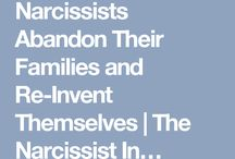 Oh The Narcissists We Know!