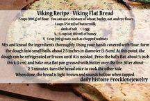 Recipes: Viking