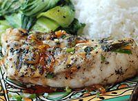 Recipes - Fish / by Copper Ridge
