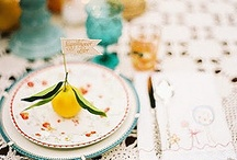 Place Settings & Escort Cards / by Fields Without Fences