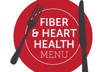 Heart Healthy / Healthy ideas, facts, foods, exercises and solutions or your heart health
