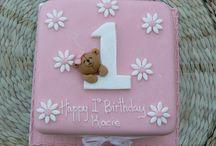 sophia's  birthday cake
