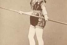 Old circus pictures