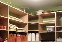 Pantry Perfection / Storage for Pantries