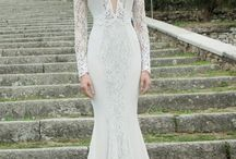 Clean and Stylish Wedding Gowns