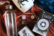 Magical Mystical Things / Mystical witchy products and gifts I love