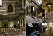 Weird & Spooky Places