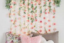 Home decor - flowers