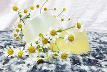 Mýdla s olivovým olejem