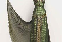 Costumes clothes art