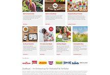 Haustierbedarf - Onlineshops - Shopware Design / Inspirierende Webdesigns, Themes und Templates für Onlineshops für Tierbedarf