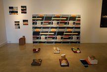 Premio Braque 2015 / Las obras participantes del Premio Braque 2015.