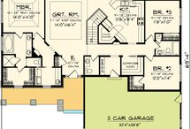 floor plans / by Valerie Stewart Kessler
