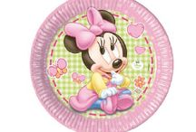 Minnie Baby / Minnie Baby  Party supplies for Minnie Baby party théme