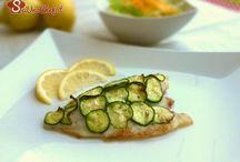 Fish recipes - Ricette col pesce / Ricette col pesce su Seiunochef.it Food Recipes