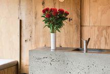 Plywood / Plywood internal linings