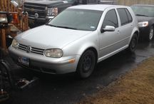 2006 VW Golf TDI / Progress of my own car!