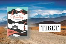 Books set in TIBET / Discover the country through words