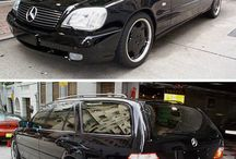 """Mercedes Benz W140 S73 T AMG """"Made to the Sultan's"""