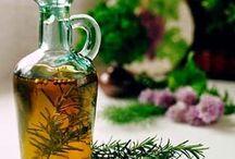 como fazer óleo alecrim