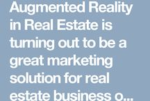 Augmented Reality App For Real Estate Market