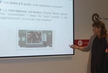 """Presentació """"Les empreses del futur: organitzacions 2.0"""""""