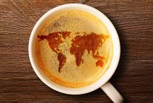 International Coffee Day / The coffee bean is one of the most beloved beans in the world. Creating a decadent and rich drink with various flavors. Discover different coffees from around the world. The perfect reason for any coffee lover to travel the world.