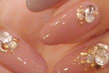 Asian inspired nails
