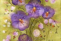 цветы...открытки