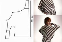 maglia asimmetrica
