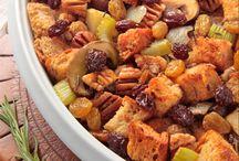 Thanksgiving / Delicious Thanksgiving Recipes / by California Raisins