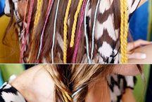 Festival hair do