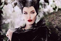 Angelina Jolie / by Christiana Chagas