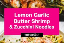 Seafood Recipes / Seafood recipes and meal ideas