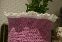 crocheter..........