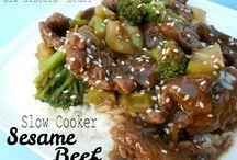 Slow Cooker Meals / by Matthew N' Carolyn Stamper