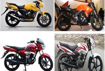 Good mileage TVS Bikes in India