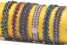 St. Petersburg stitch / St. Petersburg stitch or chain jewelry