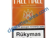 PALL MALL cigarettes / PALL MALL brand cigarettes