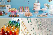 Unicorn Party Ideas / by Gretchen | Three Little Monkeys Studio