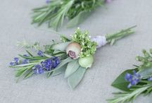 Floral - Boutonnieres / by Dana Smith