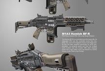 Senjata  rifle