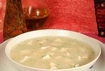 Sopas, Caldos e Cremes / Se procura receitas de Sopas, seleccionámos as melhores receitas de Sopas da gastronomia nacional e internacional, especialmente para si que nos procura. Delicie-se!