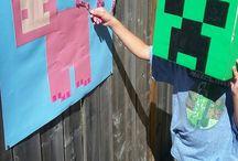 Minecraft bursdag